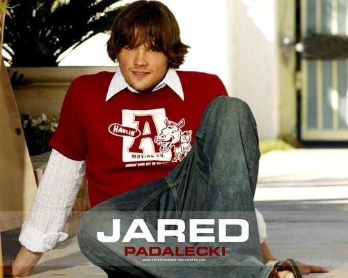 Jared Padalecki দেওয়ালপত্র