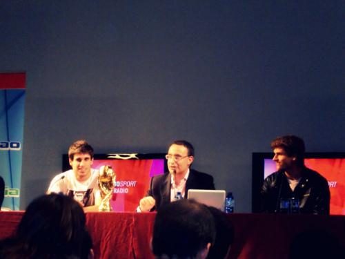 Javi Martinez & Fernando Llorente