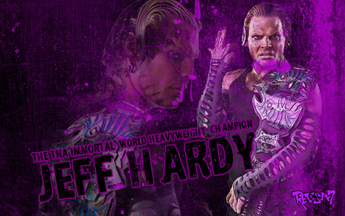 Jeff Hardy wallpaper probably with a concert entitled Jeff Hardy Immortal wallpaper