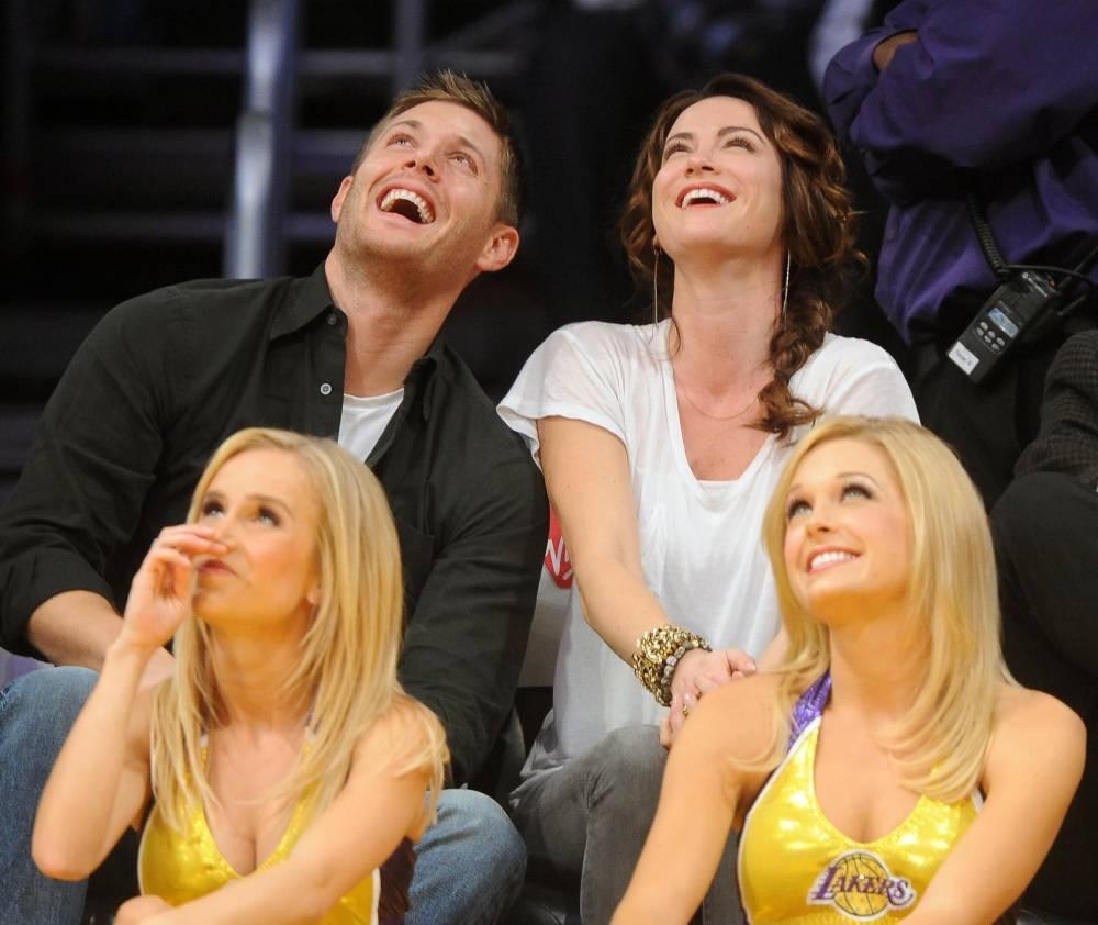 Jensen and Danneel at ...