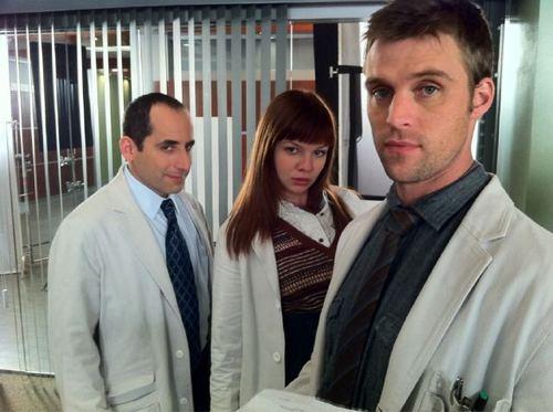 Jesse, Peter, Amber