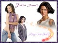 Julia Jones 2010 Ring*Con - julia-jones wallpaper