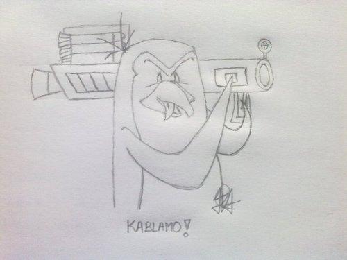 KABLAMO!! >=3