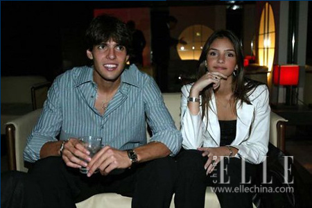 Kaka and Carol's old pics.
