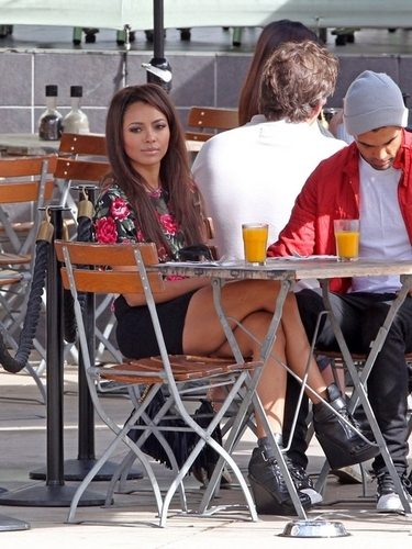 Katerina Graham & Cottrell Guidry - the-vampire-diaries-tv-show Photo