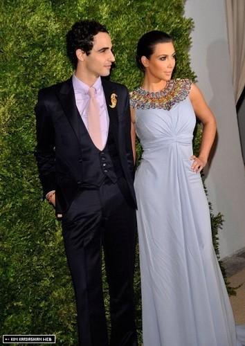 Kim @ 7th Annual CFDA & Vogue Fashion Fund Awards