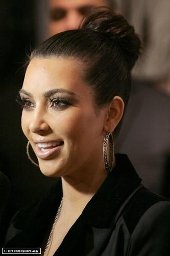 Kim Kardashian For bebe Jewelry Launch