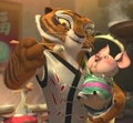 Kung Fu Panda Holiday - master-tigress screencap