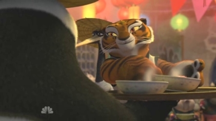 Master Tigress Images Kung Fu Panda Holiday Wallpaper And Background