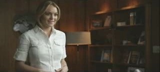 Lindsay Lohan Hintergrund probably containing an athenaeum, a library, and a bücherregal titled LL