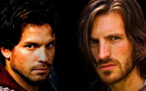 Lancelot & Gwaine