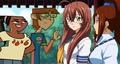 LeShawna & Harold Meet to Ryuubi & Bachou - total-drama-island fan art