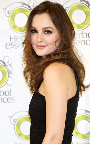Leighton at the Herbal Essences photocall in Madrid - November 24, 2010
