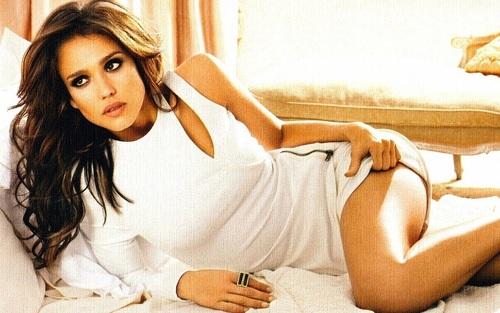 Lovely Jessica वॉलपेपर