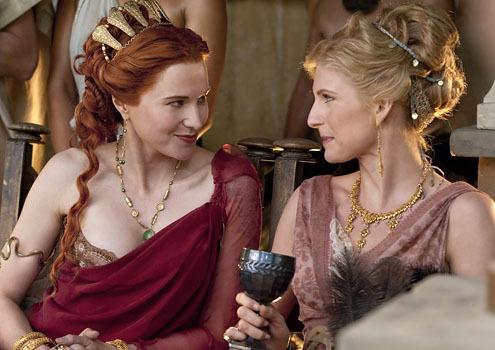 Lucretia & Illithyia