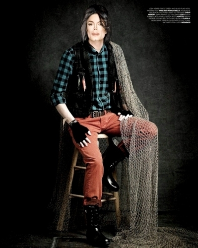 MJ Photoshop