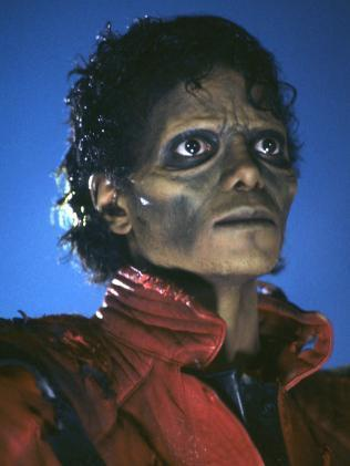 MJ thriller...<3