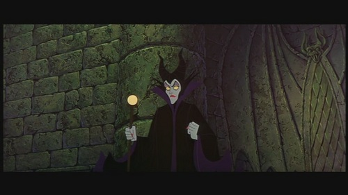 "Maleficent achtergrond entitled Maleficent in ""Sleeping Beauty"""
