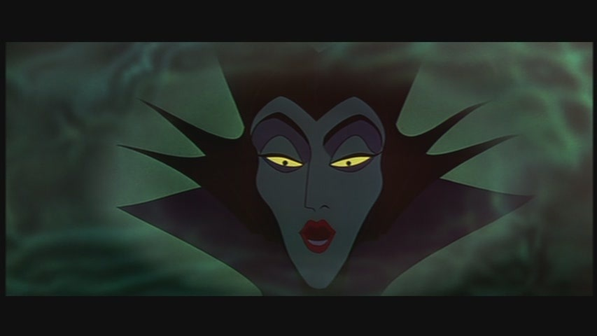 """Maleficent in """"Sleeping Beauty"""""""