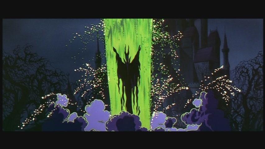 Maleficent in
