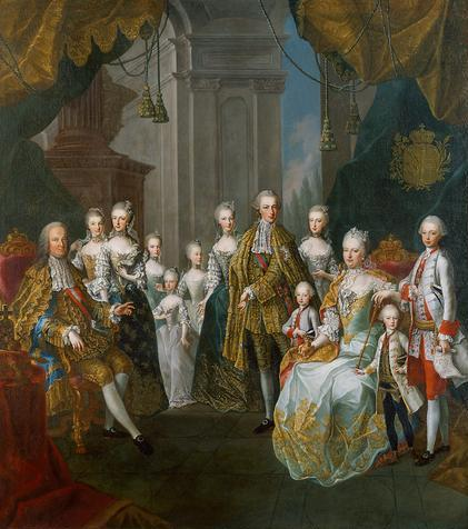 Maria Theresa of Austria, Hoky Roman Empress