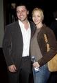 Matt LeBlanc and Nicolette Krebitz at event of All the Queen's Men