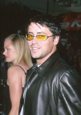 Matt LeBlanc at event of Mission: Impossible II