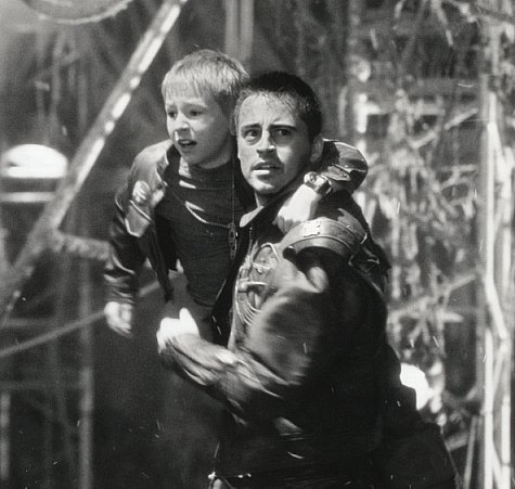 Matt LeBlanc in 'Lost In Space' (1998)