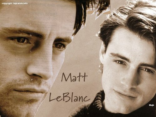 Matt LeBlanc پیپر وال
