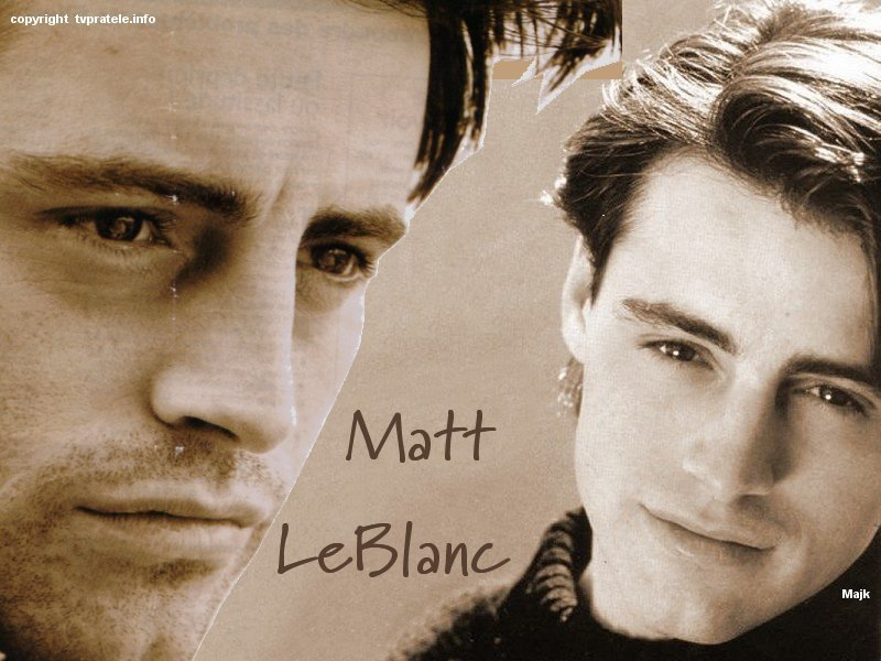 Matt LeBlanc 壁纸