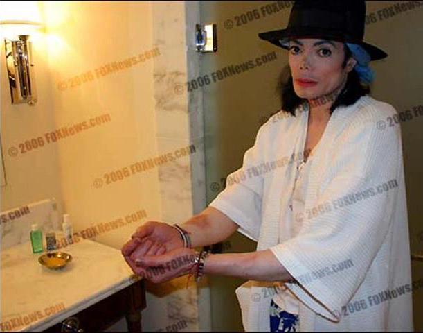 Michael Jackson -Very rare image