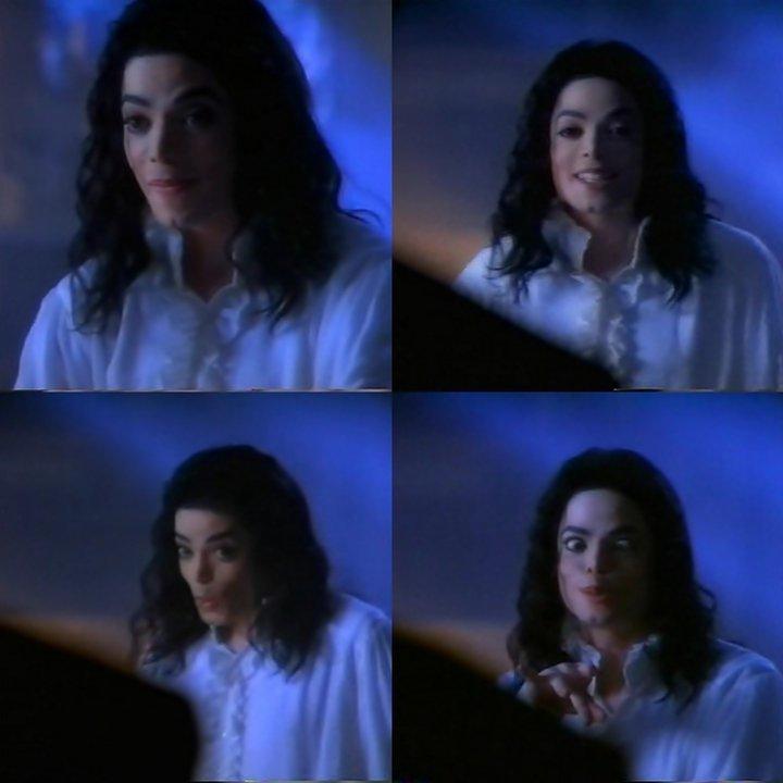 Michael Jacksoonnn I Cinta anda