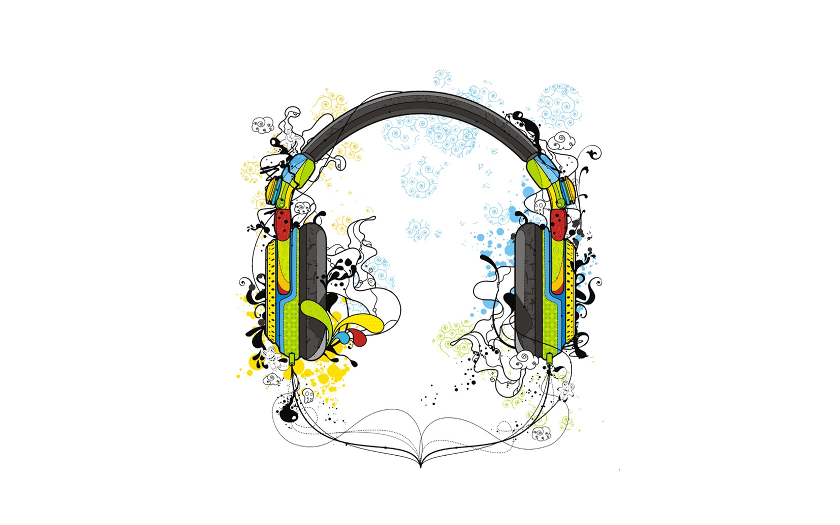 Music musical imagination wallpaper
