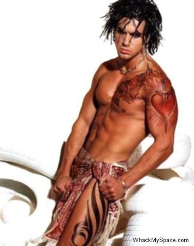 The Black Dagger Brotherhood wallpaper containing skin entitled My BDB pics