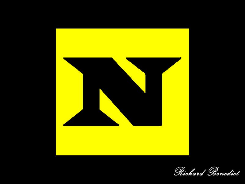 wwe nexus cm punk wallpapers   N Logo Wallpaper