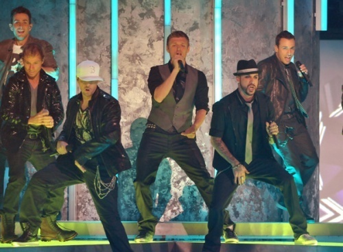 NKOTBSB AMAS - NKOTBSB Photo (17269254) - Fanpop