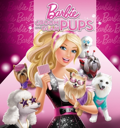 filmes de barbie wallpaper entitled New Movie groom-glam-pups