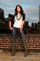 New/Old Photos of Ashley Greene modeling for Ecko Red (November 2009) - twilight-series photo