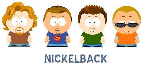 nickelback - South Park Style