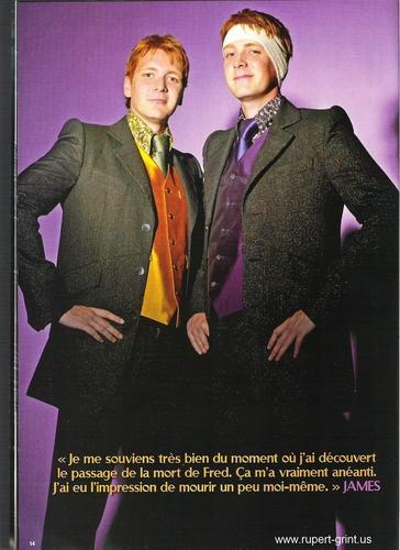 One Magazine Harry Potter Edition