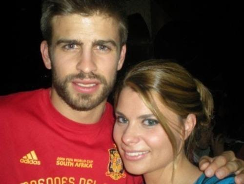 Pique and a spanish porno star, sterne