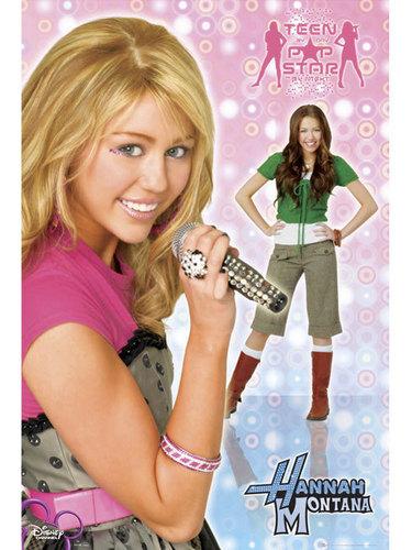 Poster Hannah Montana