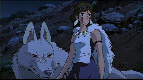 Princess Mononoke Images Princess Mononoke Wallpaper And Background
