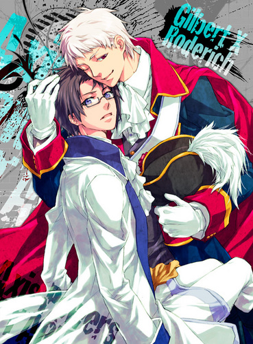 Prussia and Austria