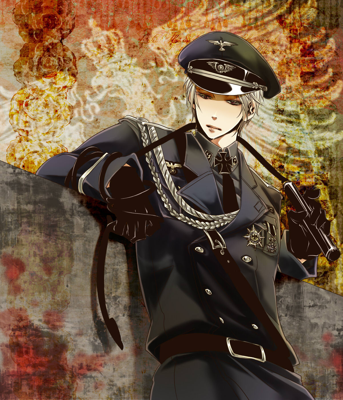 ~Prussia~ Wake Up