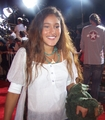 Q'orianka Kilcher at an Event
