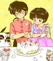 Ranma 1/2 - Cake 4 My Love