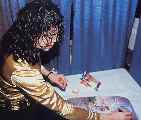 Rare Michael Jackson photo - michael-jackson photo