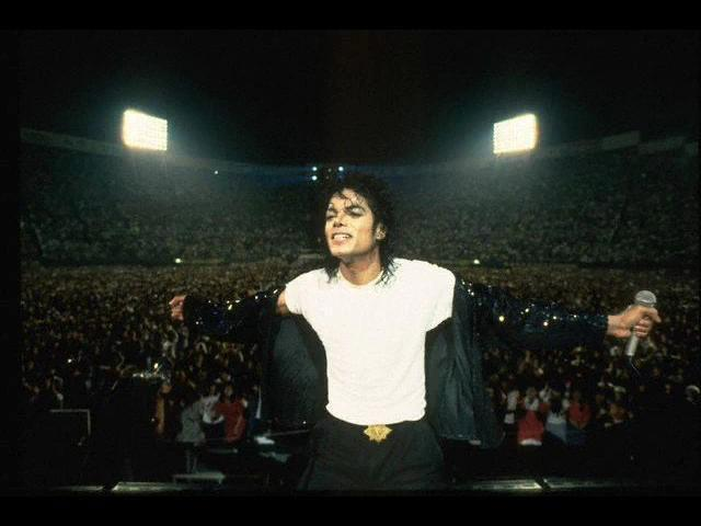 Rare Michael Jackson photo
