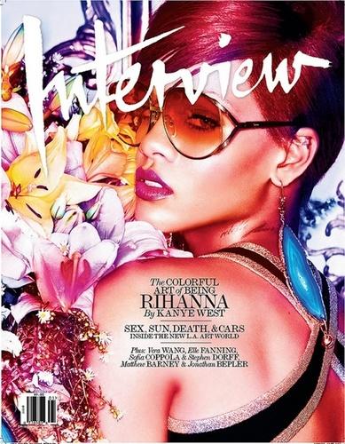 """Rihanna - """"Interview"""""""